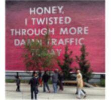 High Line - New York City Sticker