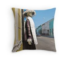 waiting to cross....where?Merida.   Solved in 16&25 by Estelle O'Brien and richiedean ... (different answers) Throw Pillow