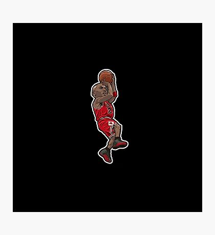 Legend Of NBA Photographic Print