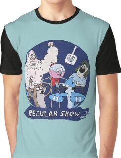 REGULAR SHOW Graphic T-Shirt