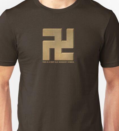Buddhist Swastika  Unisex T-Shirt