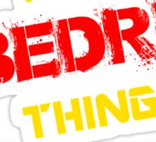 It's A BEDRE thing, you wouldn't understand !! Sticker