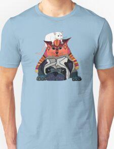 mouse cat pug chocolate T-Shirt