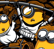 Despicable Rebels - sticker Sticker