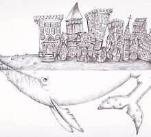 Whale City by Heather Munro