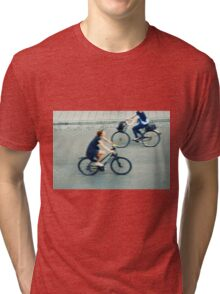 City Cycle Tri-blend T-Shirt