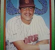 235 - Carmelo Martinez by Foob's Baseball Cards