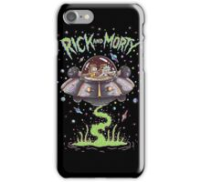 rick and morty 10 iPhone Case/Skin