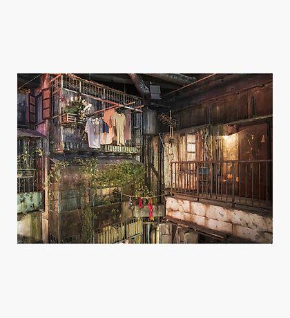 Utopia- Kowloon Walled City Photographic Print