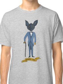 Chiroptera Man, Steampunk Superhero Classic T-Shirt