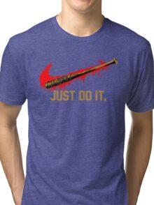 Lucille - Negan Parody Tri-blend T-Shirt