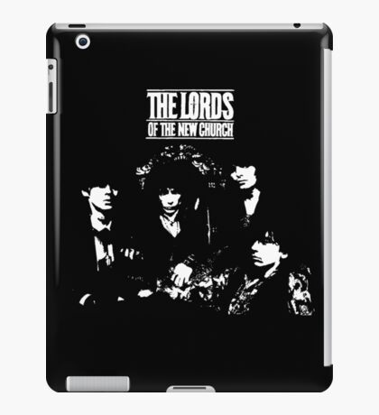 The Lords of the New Church iPad Case/Skin