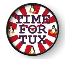 Time for Tux Clock