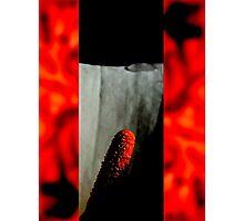 BROKEN/FRAGILE - ORIGINAL PHOTOGRAPHY Photographic Print