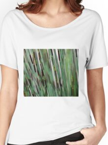 A mass of stems - Abstract Women's Relaxed Fit T-Shirt