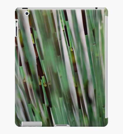 A mass of stems - Abstract iPad Case/Skin