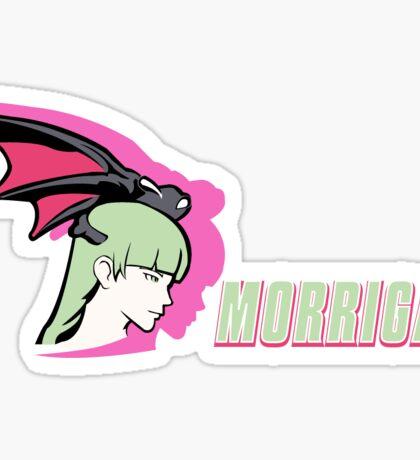 Morrigan Sticker