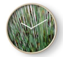 Jungle - Abstract Clock