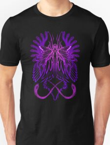 Mab the Queen of Fey (High Purple) Unisex T-Shirt