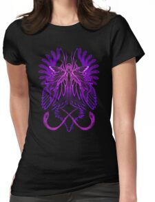 Mab the Queen of Fey (High Purple) Womens Fitted T-Shirt