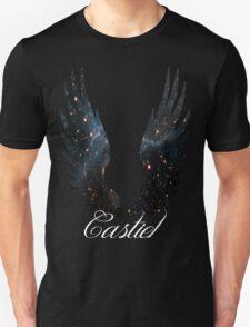 Castiel Galaxy Blue T-Shirt