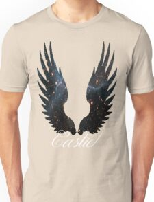 Castiel Galaxy Blue Unisex T-Shirt