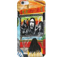 """Dos Kahunas....We Be Jammin' iPhone Case/Skin"