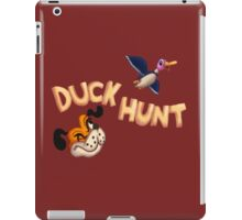 The Duck Hunt Show iPad Case/Skin