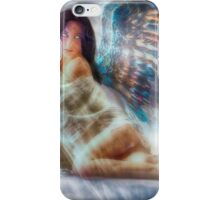 Veiled Angel iPhone Case/Skin
