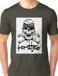 Pirates Unisex T-Shirt