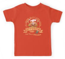 Opposite Day Funny Fast Food Adventure Kids Tee