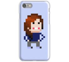 rpg heroine iPhone Case/Skin