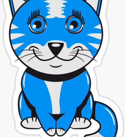 Katze baby süss niedlich  Sticker