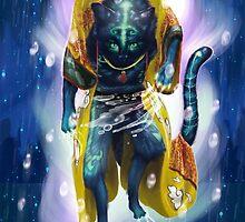 Celestial cat by MandalorianShop