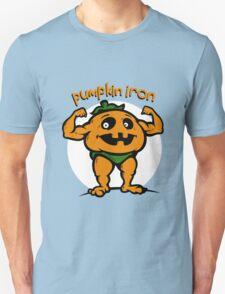 Pumpkin Iron T-Shirt
