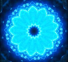 "Serenity - ""Blue Flower"" by MidniteBlue2565"