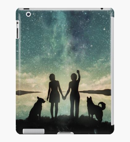 All our stars iPad Case/Skin