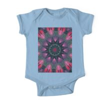 Spring Mandala One Piece - Short Sleeve