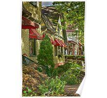 Shops at Biltmore Village Poster