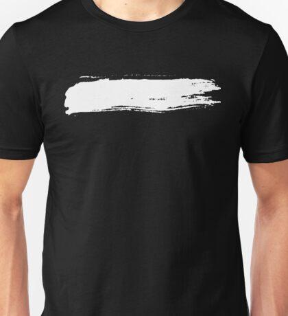 Paint Brush Simple Art Unisex T-Shirt