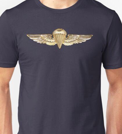 Naval Parachutist Unisex T-Shirt