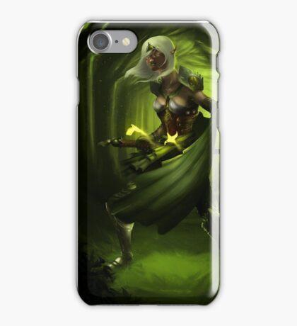 Elf Forest iPhone Case/Skin
