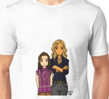Sunday's Best - Tris and Anya Unisex T-Shirt