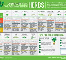 Cook Smarts' Guide to Using Fresh Herbs by cooksmarts