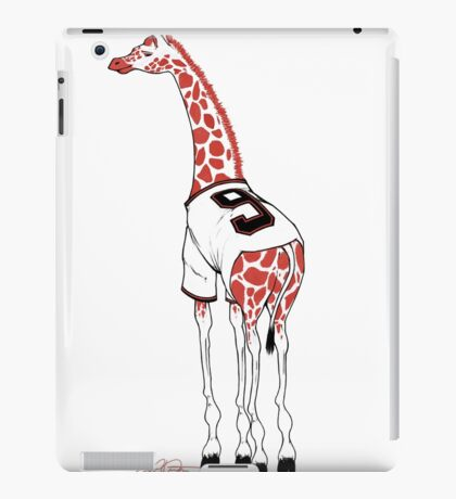 Belt Giraffe (Textless) iPad Case/Skin