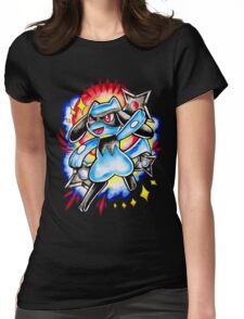 Riolu Womens Fitted T-Shirt