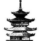 Pagoda by Megatrip