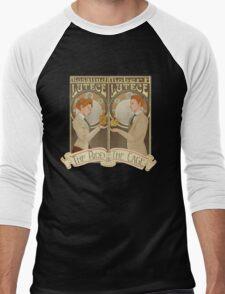 Lutece Twins Nouveau Men's Baseball ¾ T-Shirt