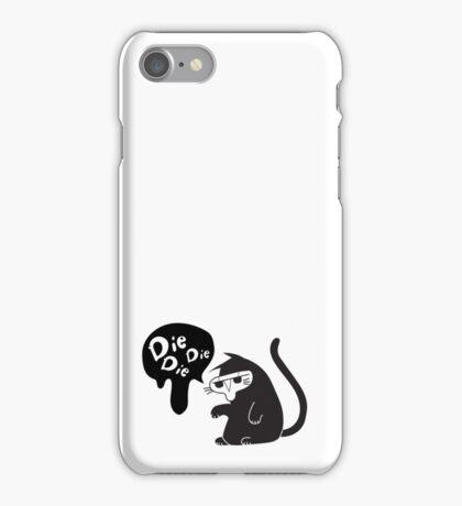 Reaper Kitty iPhone Case/Skin