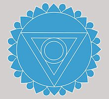 Vishuddha/Vishuddhi - The Throat Chakra by annekulinski